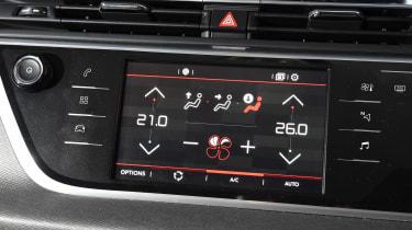 Citroen Grand C4 Picasso - air-con