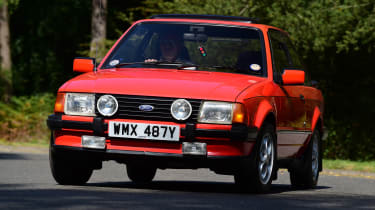 Ford Escort XR3 - front