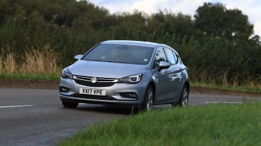Vauxhall Astra - Front Driving