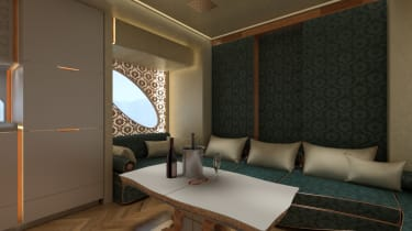 Marchi Mobile eleMMent palazzo Superior living area