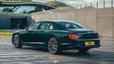 Bentley Flying Spur Hybrid - rear static