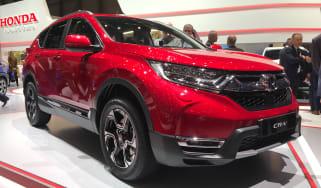 Honda CR-V - Geneva front