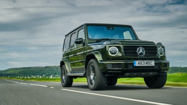 Mercedes created a monster when it designed the G-Class back in the 1970s but the original tough offroader has been successfully gentrified in the years since.