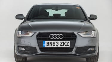 Used Audi A4 - full front