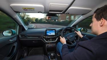 Ford Fiesta long-term - update Lawrence Allan