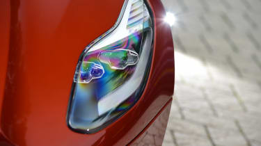 Aston Martin DB11 - front light detail