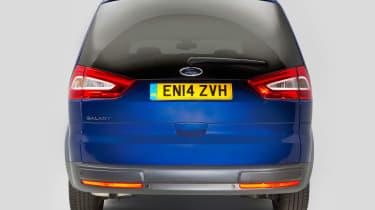 Used Ford Galaxy - full rear