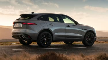 Jaguar F-Pace P400 - rear static
