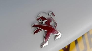 Used Peugeot 208 - Peugeot badge