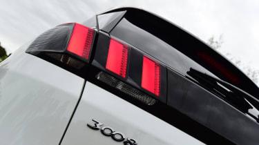 Peugeot 3008 - taillight