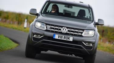 Volkswagen Amarok - front