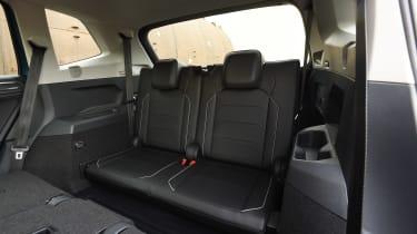 Volkswagen Tiguan Allspace - back seats