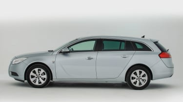 Used Vauxhall Insignia Sports Tourer - side