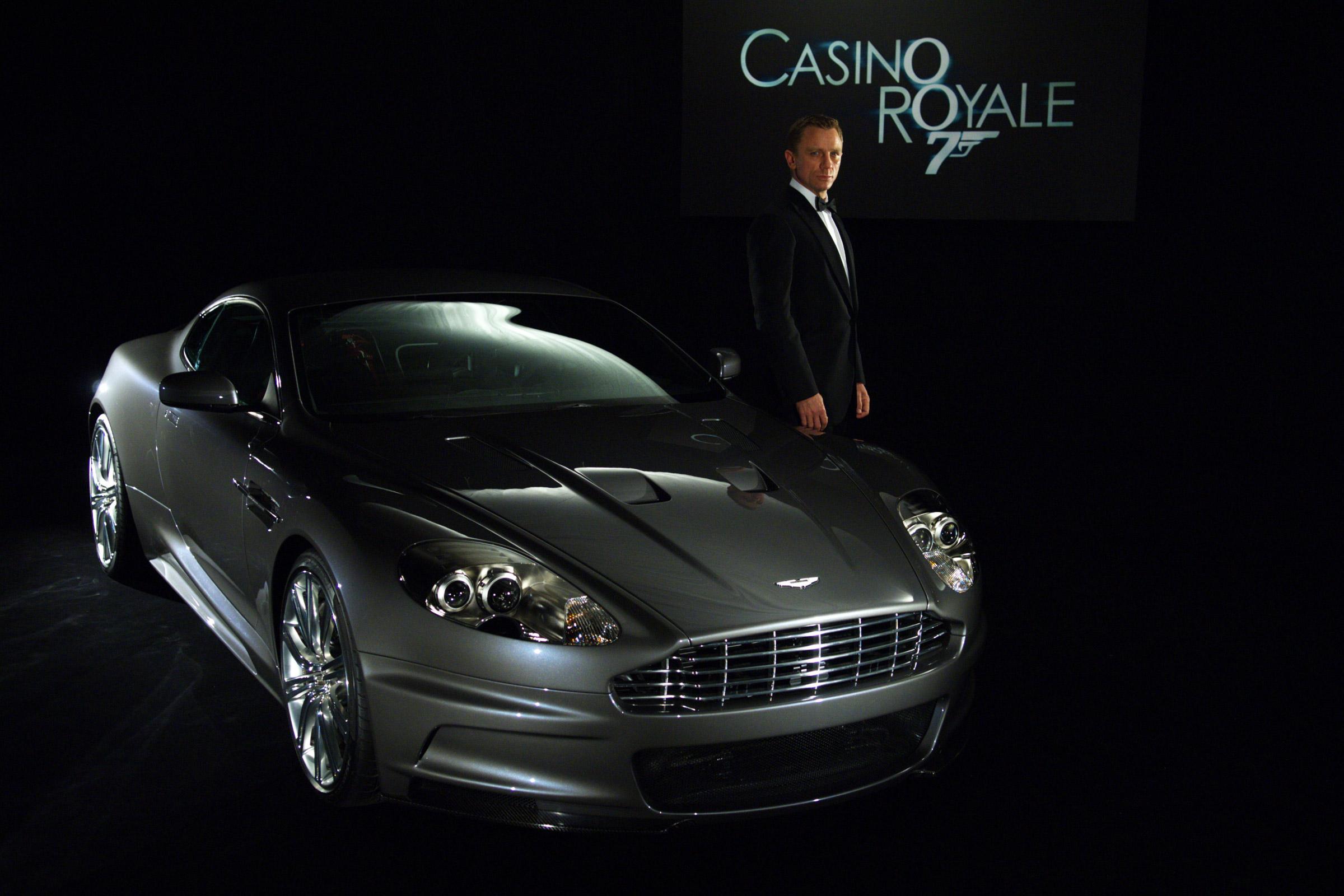 All cars in casino royale casino cash atm
