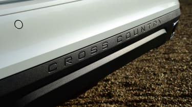 Volvo V60 Cross Country - Cross Country badge