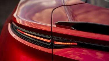 Aston Martin DBS Superleggera - rear light