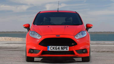 Used Ford Fiesta ST - full front