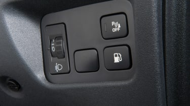Used Citroen C4 Picasso - buttons