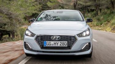 Hyundai i30 Fastback - full front