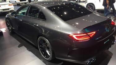 Mercedes-AMG CLS 53 - Detroit rear/side
