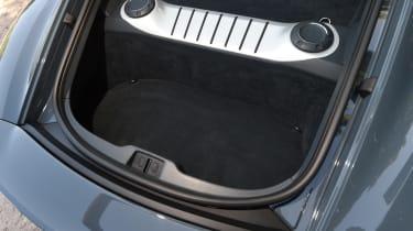 Porsche 718 Cayman - boot