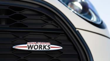 MINI Cooper S - JCW badge