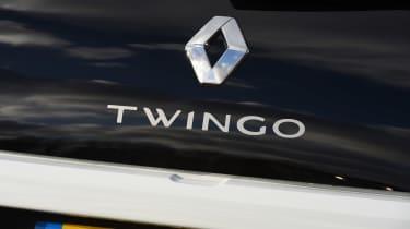 Renault Twingo - Twingo badge