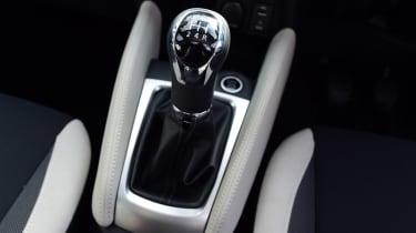 Nissan Micra - transmission