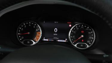 Jeep Renegade - dials