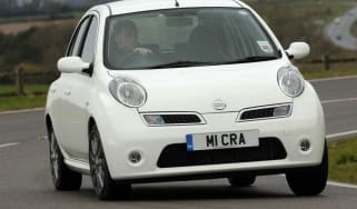 Micra front