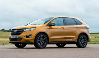 Used Ford Edge - front