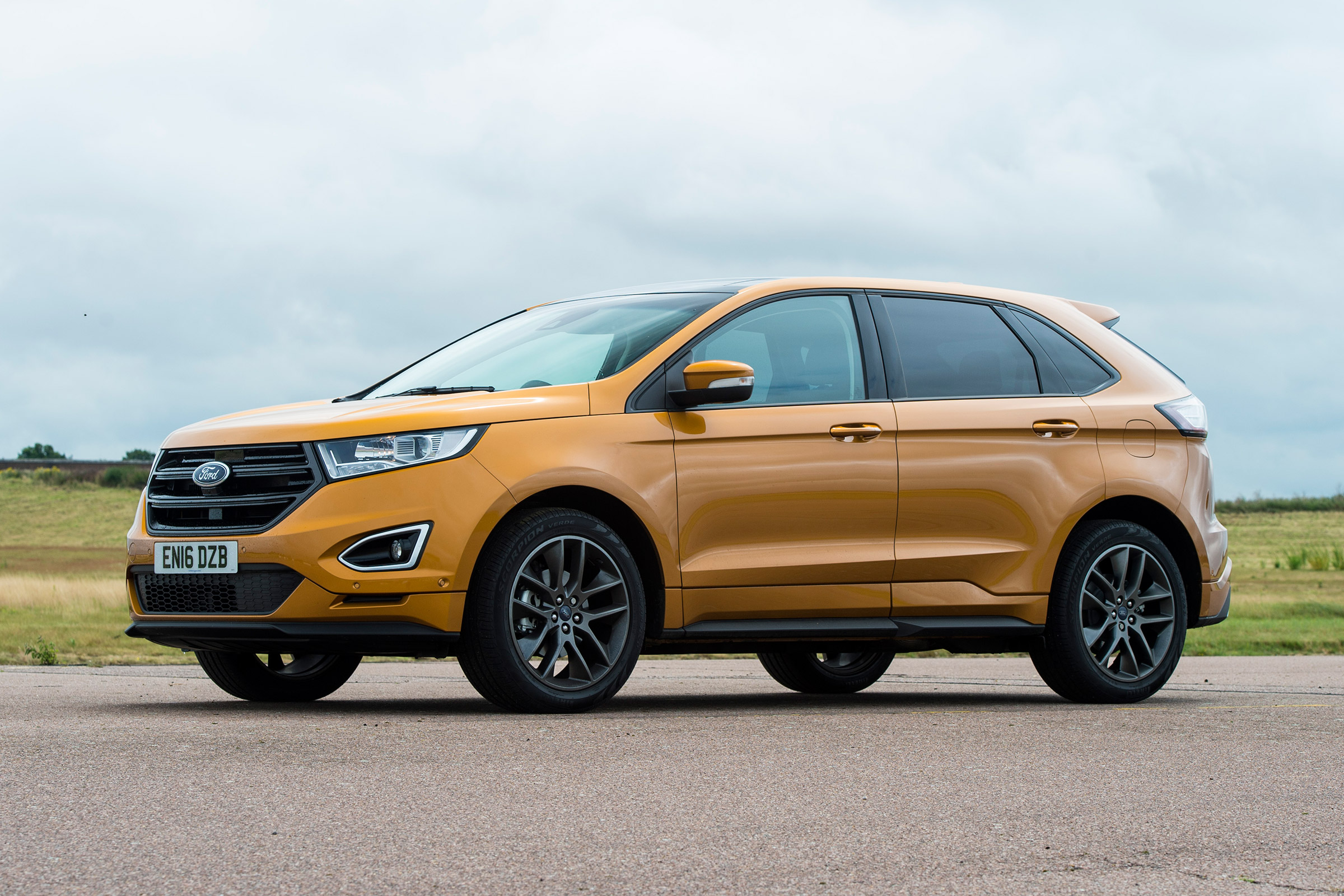 Used Ford Edge Review Auto Express