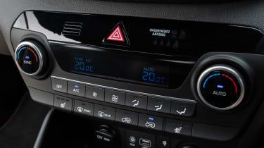 Hyundai Tucson N Line - climate control