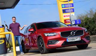 Volvo V60 - long termer final report header