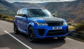 Range Rover Sport SVR - front