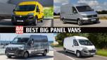 Best big panel vans - header image
