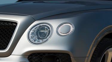 Bentley Bentayga V8 - Headlight