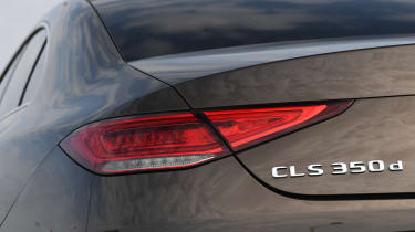 Mercedes CLS 350 d - rear light