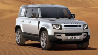 Steve Fowler Land Rover Defender