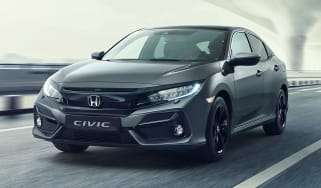 Honda Civic 2020 - front 3/4 static
