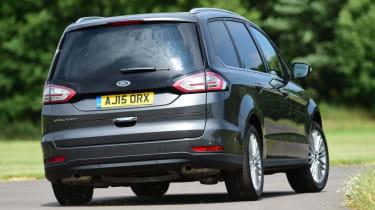 Used Ford Galaxy - rear cornering