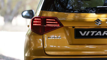 Suzuki Vitara - rear lights