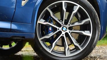 BMW X3 M40i - wheel
