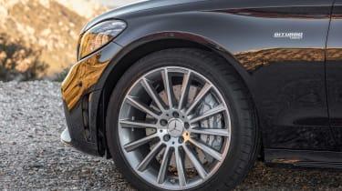 Mercedes-AMG C 43 - wheel