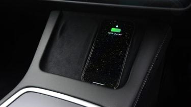 Tesla Model 3 Long Range - charging