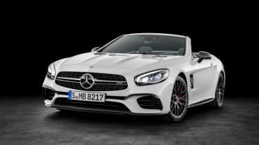 Mercedes SL facelift 2015 17