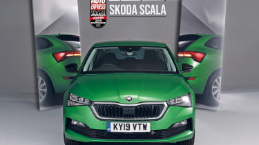 Skoda Scala - 2019 Compact Family Car of the Year