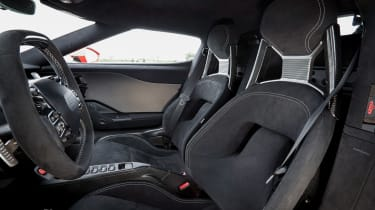 Ford GT Carbon Series - seats