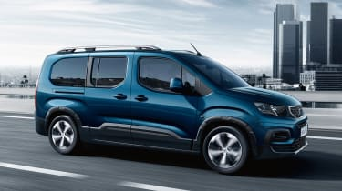 Peugeot Rifter - best 7-seater cars