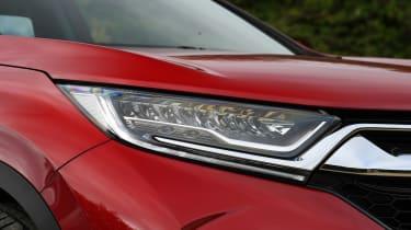 Honda CR-V - front light